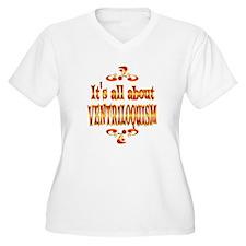About Ventriloquism T-Shirt