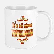 About Ventriloquism Mug