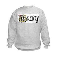Brady Celtic Dragon Sweatshirt