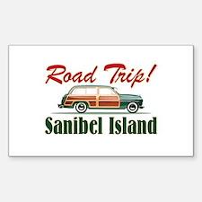 Road Trip! - Sanibel Decal