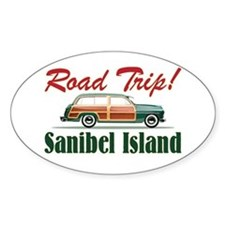 Road Trip! - Sanibel Decal