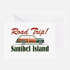 Road Trip! - Sanibel Greeting Card