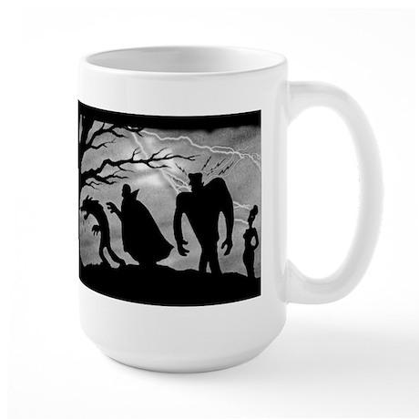 Monster Mash Large Mug