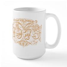 Established 1975 Mug