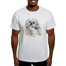 Cute Lhasa Apso T-Shirt