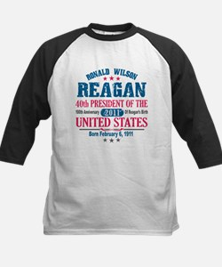 Ronald Reagan Kids Baseball Jersey