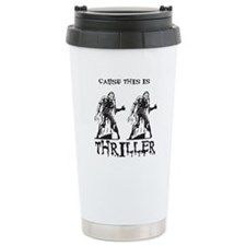 Thriller Travel Coffee Mug