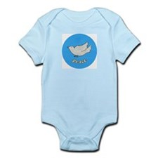 Peace Dove Infant Creeper