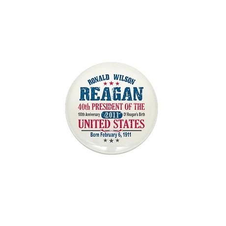 Ronald Reagan Mini Button (100 pack)