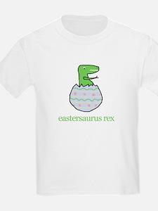 Eastersaurus Rex Kids T-Shirt