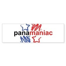Cute Panamanian Bumper Sticker
