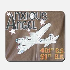 Anxious Angel Mousepad