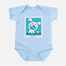 Yappy Dog - Infant Bodysuit