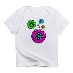 Fibonacci Flower Power Infant T-Shirt