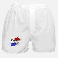 Stylized Panama Canal Zone Boxer Shorts