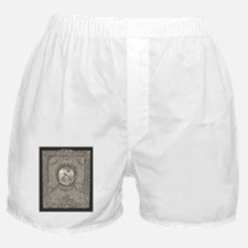 Gil Warzecha - antique illust Boxer Shorts