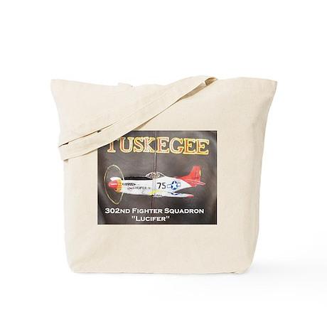 Tuskegee P-51 Tote Bag
