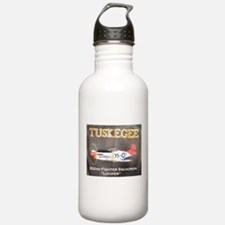 Tuskegee P-51 Water Bottle