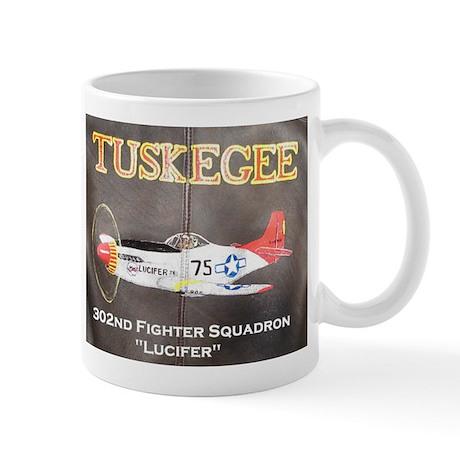 Tuskegee P-51 Mug