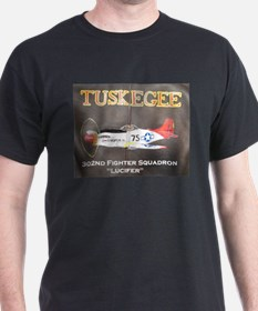 Tuskegee P-51 T-Shirt