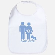 Game Over II Bib