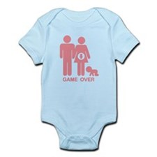 Game Over II Infant Bodysuit