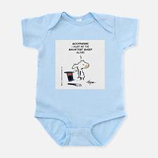 Smartest Sheep Alive Infant Bodysuit