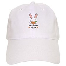 Year Of The Rabbit Baseball Cap