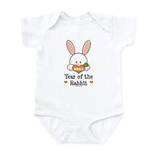Year Of The Rabbit Infant Bodysuit