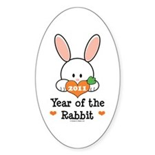 Year Of The Rabbit Decal