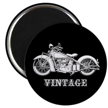 "Vintage II 2.25"" Magnet (10 pack)"