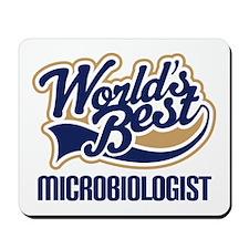 Microbiologist Mousepad