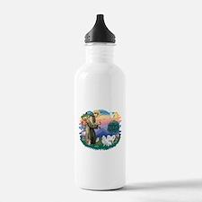 St.Francis #2/ Am Eskimo (2) Water Bottle
