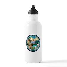 St Francis/Am Eskimo #3 Sports Water Bottle
