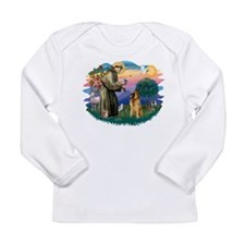 St Francis #2/ B Tervuren Long Sleeve Infant T-Shi