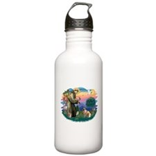 St.Francis #2/ E Bulldog #3 Water Bottle