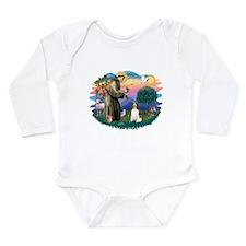 St.Francis #2/ Eng Springer ( Long Sleeve Infant B