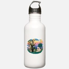 St.Francis #2/ Pyrenees#2 Water Bottle