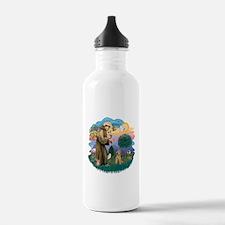St Francis #2/ Lakeland T Water Bottle