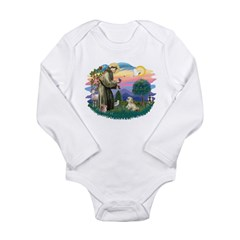 St.Francis #2 / Lhasa Apso (R Long Sleeve Infant B