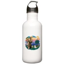 St.Francis #2/ Maltese #7 Water Bottle