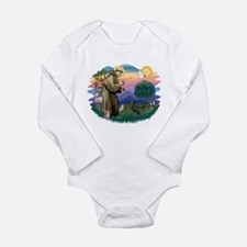 St.Francis #2/ Manchester T Long Sleeve Infant Bod