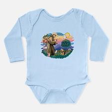 St Francis #2 / Norwich T. Long Sleeve Infant Body