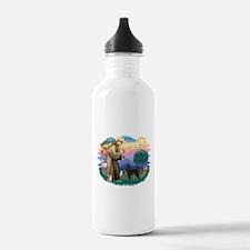 St.Francis #2/ PWD (ret cut) Water Bottle