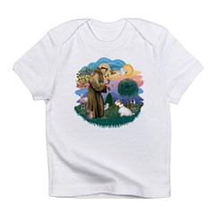 St Francis #2/ Sealyham T Infant T-Shirt