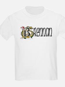Brennan Celtic Dragon T-Shirt