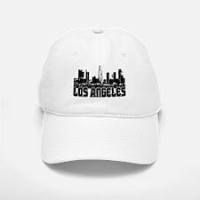 Los Angeles Skyline Baseball Baseball Cap