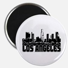 Los Angeles Skyline Magnet