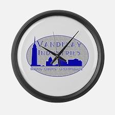 Vandelay Industries Large Wall Clock
