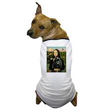Mona & Her Bouvier Dog T-Shirt